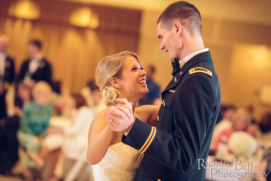 1st Dance at the Citadel Alumnae House-Richard Bell Photography