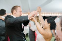 Dancing Under the Tent at Wild Dunes-Photo by Studio 1250