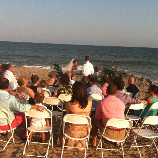 Lee Edwards Entertainment Wedding Ceremonies-On the Beach Edisto